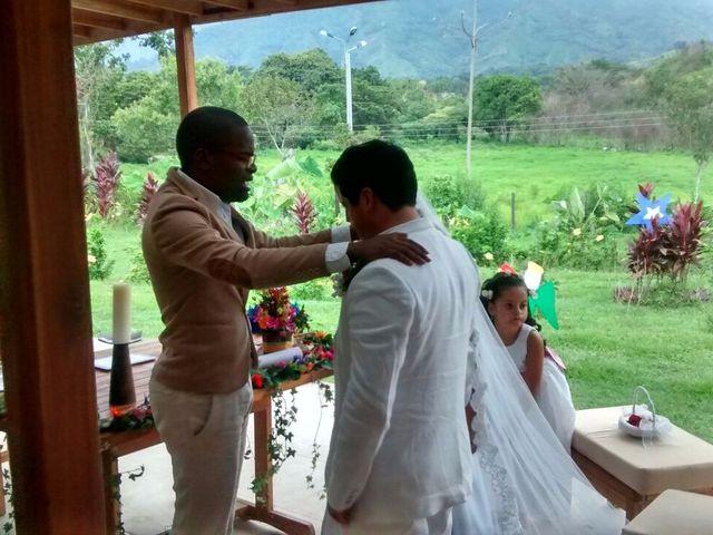El matrimonio de Gregory y Lina en Ibagué, Tolima 2