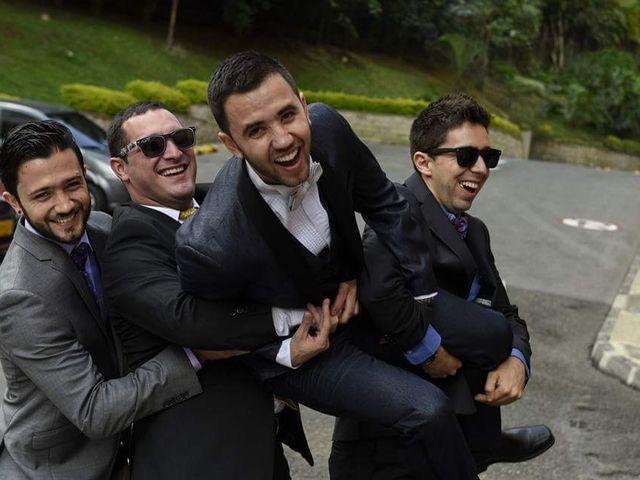 El matrimonio de Mate y Caro en Medellín, Antioquia 8