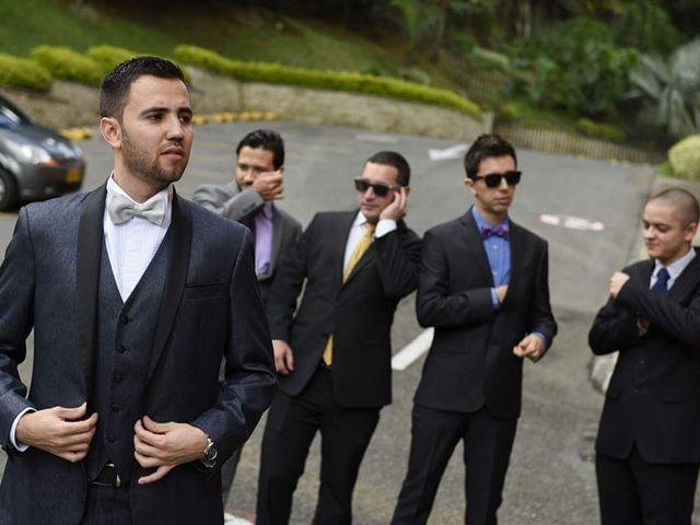 El matrimonio de Mate y Caro en Medellín, Antioquia 9