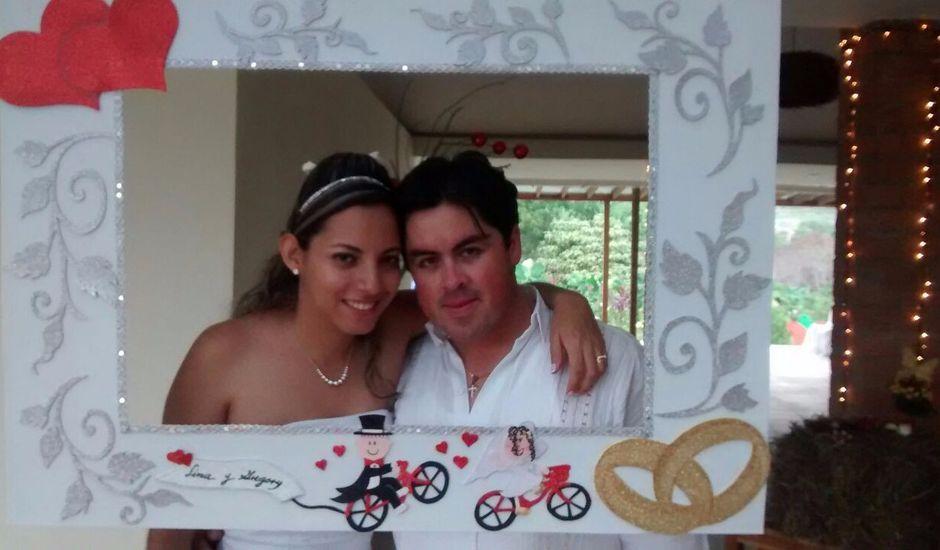 El matrimonio de Gregory y Lina en Ibagué, Tolima