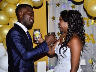El matrimonio de Naira y Jhon