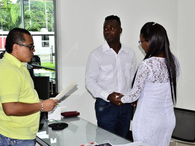 El matrimonio de Jhon y Naira en Apartadó, Antioquia 3