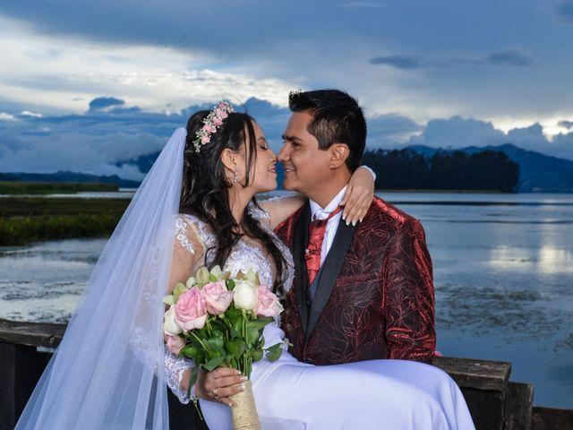 El matrimonio de Ricardo  y Karen  en Boyacá, Boyacá 13