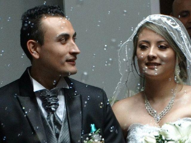El matrimonio de Jessica y Juan David
