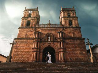 El matrimonio de Maria y Wilson