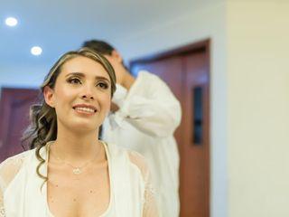 El matrimonio de Andrea y Camilo 2