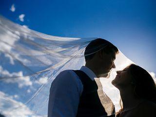 El matrimonio de Sara y Aaron 1