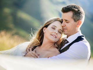 El matrimonio de Sara y Aaron 3