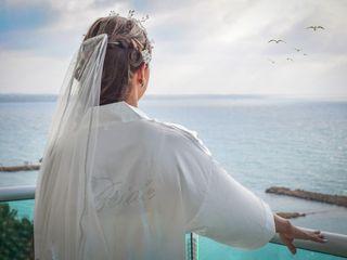 El matrimonio de Daniela y David 3