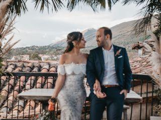 El matrimonio de Ángela y Marios