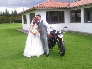 El matrimonio de Paola  y Andrés