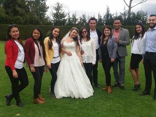 El matrimonio de Paola  y Andrés 2