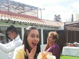 El matrimonio de Paola  y Andrés 3