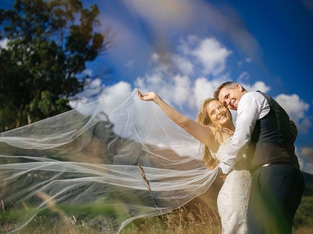El matrimonio de Sara y Aaron