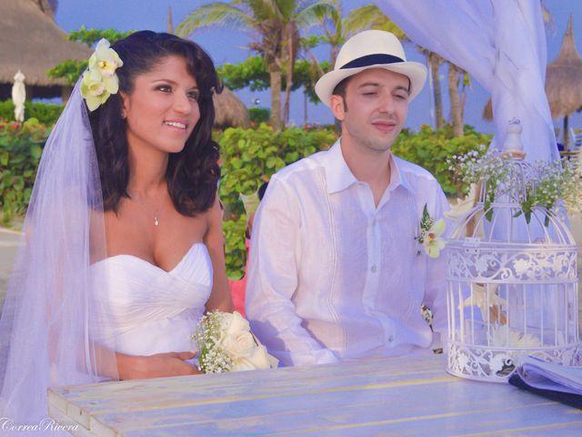 El matrimonio de Eylen y Victor