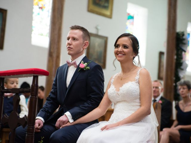 El matrimonio de Carolina y Johannic