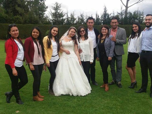 El matrimonio de Andrés y Paola  en Bogotá, Bogotá DC 1