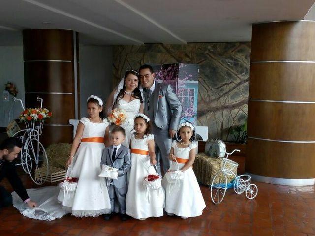 El matrimonio de Andrés y Paola  en Bogotá, Bogotá DC 2