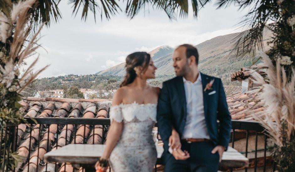 El matrimonio de Marios y Ángela en Villa de Leyva, Boyacá