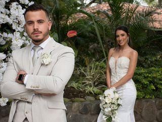 El matrimonio de Camila y Juan 1