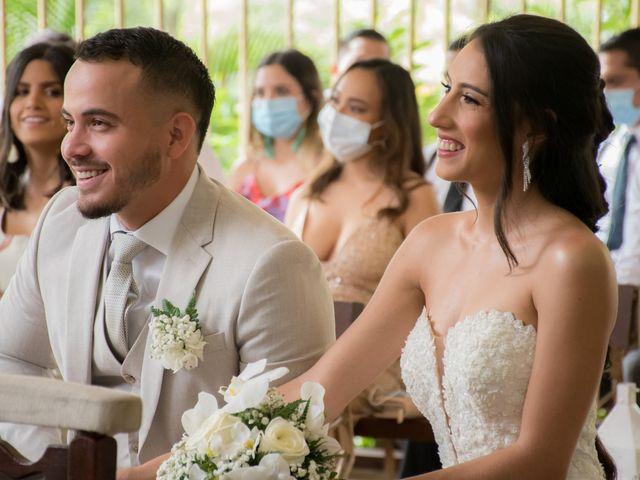 El matrimonio de Juan y Camila en Jamundí, Valle del Cauca 2