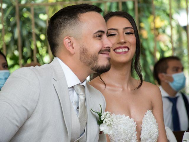 El matrimonio de Juan y Camila en Jamundí, Valle del Cauca 37