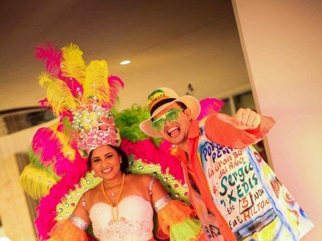El matrimonio de Sergio y Xedis en Cartagena, Bolívar 1