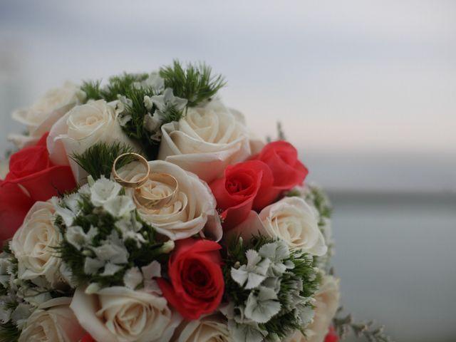 El matrimonio de Sergio y Xedis en Cartagena, Bolívar 4