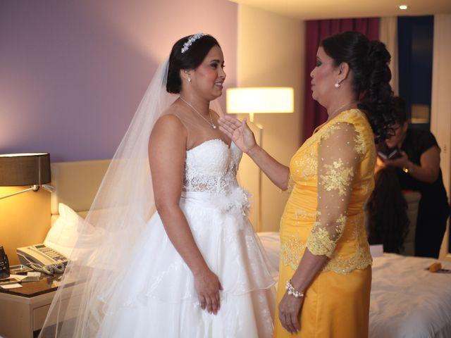 El matrimonio de Sergio y Xedis en Cartagena, Bolívar 11