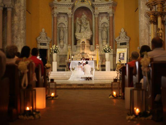 El matrimonio de Sergio y Xedis en Cartagena, Bolívar 18