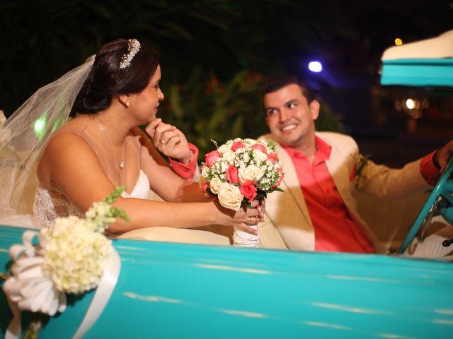 El matrimonio de Sergio y Xedis en Cartagena, Bolívar 42