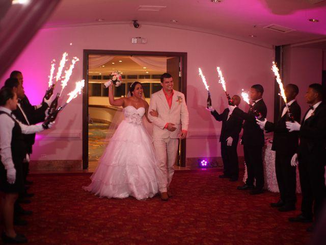 El matrimonio de Sergio y Xedis en Cartagena, Bolívar 44