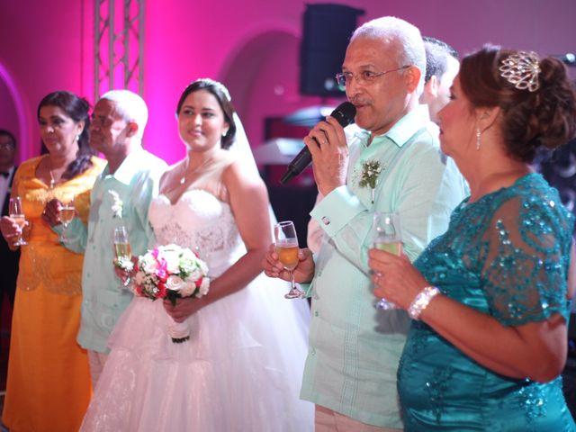 El matrimonio de Sergio y Xedis en Cartagena, Bolívar 45