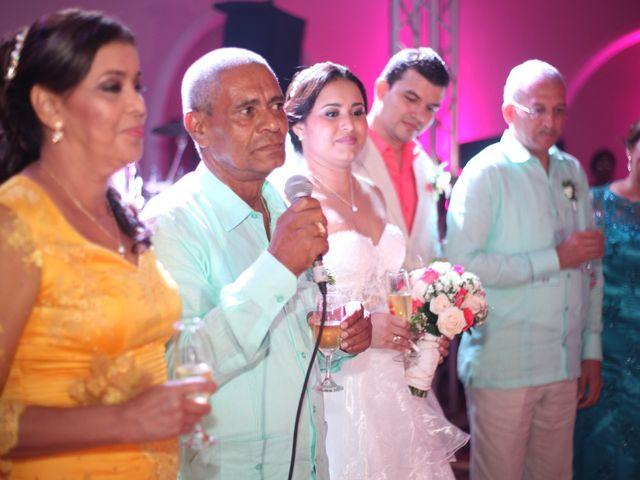 El matrimonio de Sergio y Xedis en Cartagena, Bolívar 46