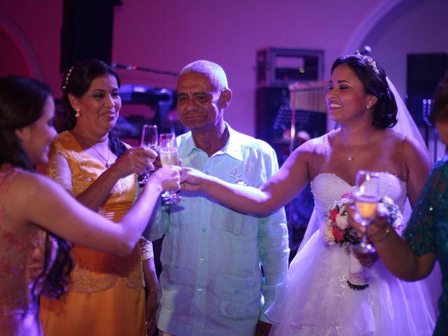 El matrimonio de Sergio y Xedis en Cartagena, Bolívar 48