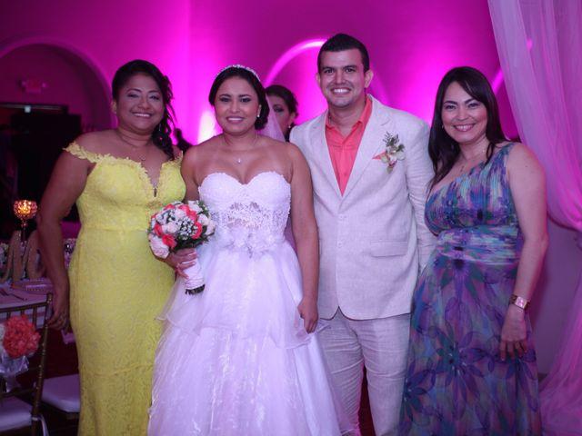 El matrimonio de Sergio y Xedis en Cartagena, Bolívar 49