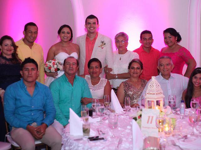 El matrimonio de Sergio y Xedis en Cartagena, Bolívar 60