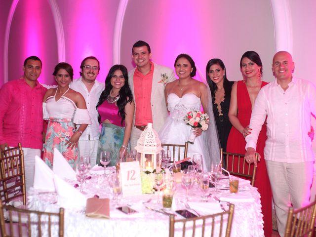 El matrimonio de Sergio y Xedis en Cartagena, Bolívar 61
