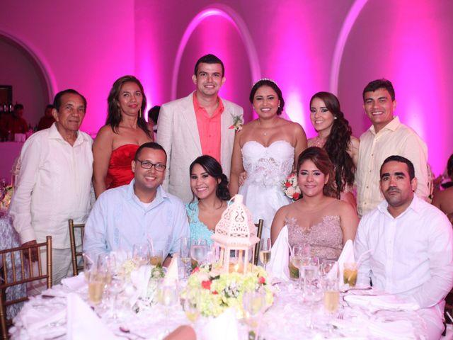 El matrimonio de Sergio y Xedis en Cartagena, Bolívar 62