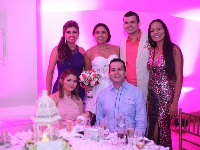 El matrimonio de Sergio y Xedis en Cartagena, Bolívar 63