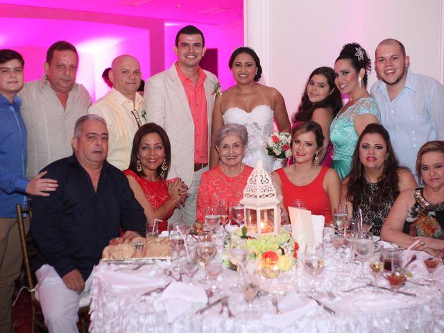 El matrimonio de Sergio y Xedis en Cartagena, Bolívar 64