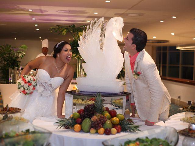 El matrimonio de Sergio y Xedis en Cartagena, Bolívar 66