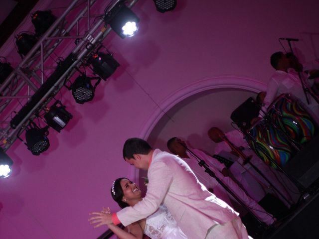 El matrimonio de Sergio y Xedis en Cartagena, Bolívar 70