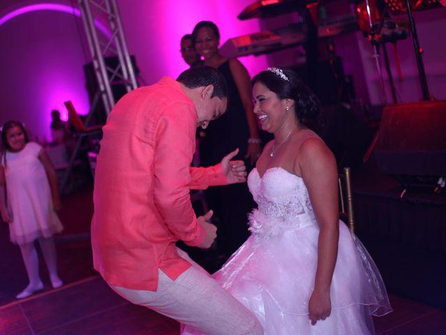 El matrimonio de Sergio y Xedis en Cartagena, Bolívar 76
