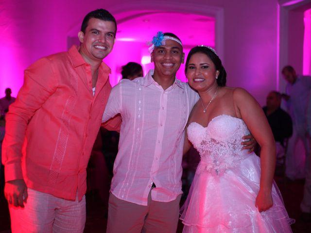 El matrimonio de Sergio y Xedis en Cartagena, Bolívar 77