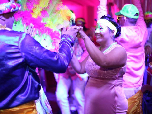 El matrimonio de Sergio y Xedis en Cartagena, Bolívar 85