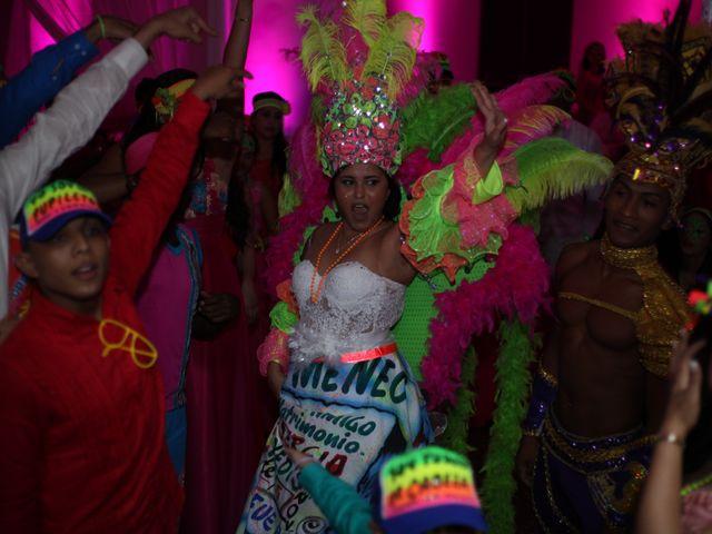 El matrimonio de Sergio y Xedis en Cartagena, Bolívar 98