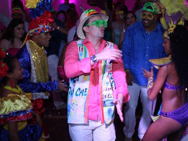 El matrimonio de Sergio y Xedis en Cartagena, Bolívar 100