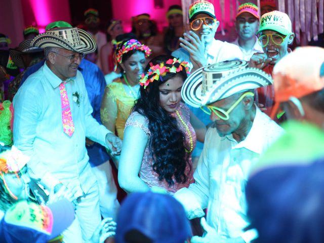 El matrimonio de Sergio y Xedis en Cartagena, Bolívar 103