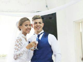 El matrimonio de Aledxa  y Cristian  1